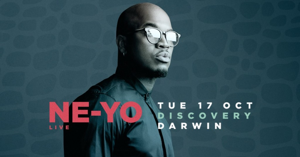 NE-YO Live at Discovery 17th of October