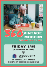 360 Vintage Modern Friday 14th