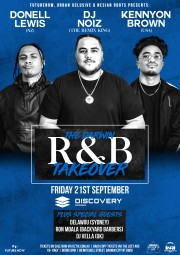 RNB TAKEOVER