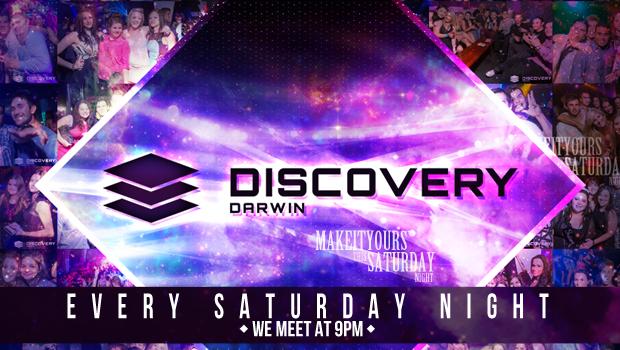 Saturday Night at Discovery Darwin