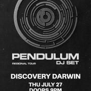 Pendulum DJ Set Thu July 27