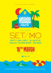 Discovery House Party Ft Set Mo