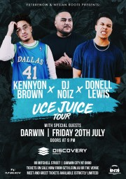 Uce Juice Tour 20th July 2018